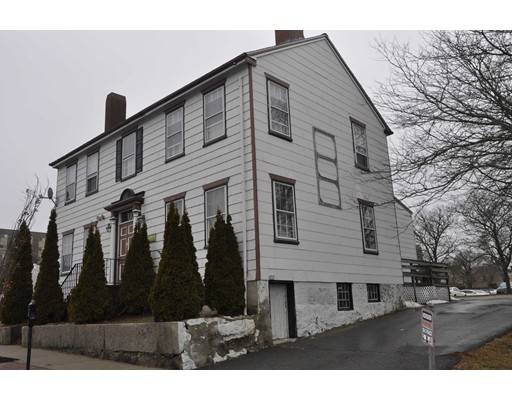 Single Family Home for Sale at 201 Middle Street New Bedford, Massachusetts 02740 United States