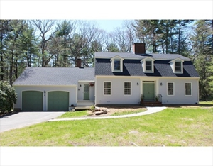 6 Hickory Hill  is a similar property to 31 University Ln  Manchester Ma