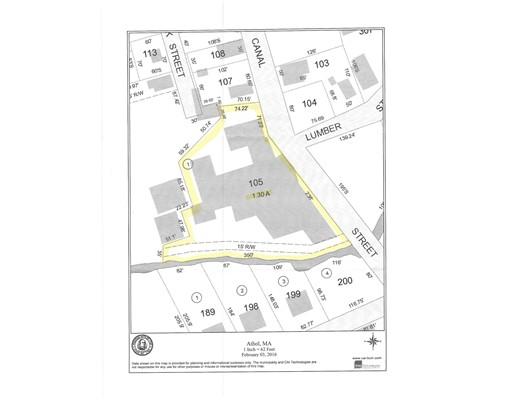 Terreno por un Venta en 62 Canal Street Athol, Massachusetts 01331 Estados Unidos