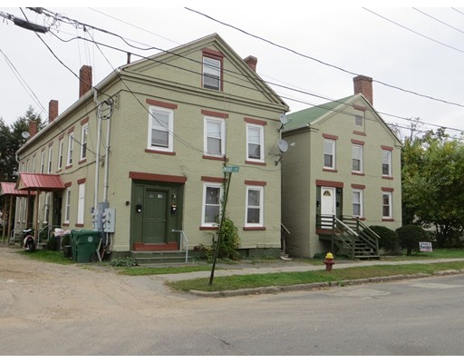 Multi-Family Home for Sale at 49 Dwight Street Chicopee, Massachusetts 01013 United States