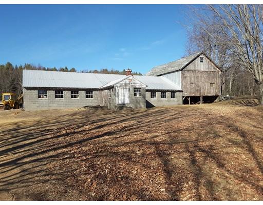 土地 为 销售 在 Gilbertville Road New Braintree, 马萨诸塞州 01531 美国