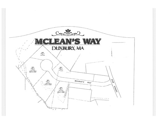 Terreno por un Venta en 5 McLean's Way 5 McLean's Way Duxbury, Massachusetts 02332 Estados Unidos
