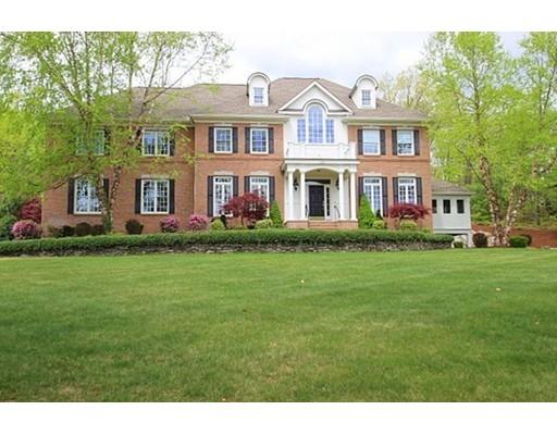 واحد منزل الأسرة للـ Sale في 20 Rhodes Drive 20 Rhodes Drive Wrentham, Massachusetts 02093 United States
