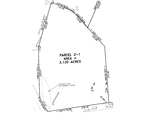Land for Sale at 2 Reservoir Road Westhampton, 01027 United States