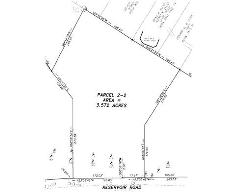 Parcel 2-2 Reservoir Road, Westhampton, MA 01027