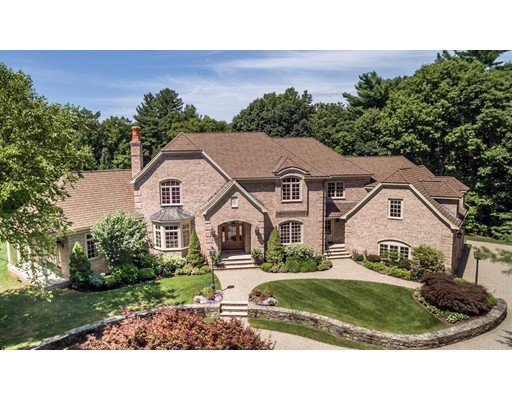 Single Family Home for Sale at 7 Regency Ridge Andover, Massachusetts 01810 United States