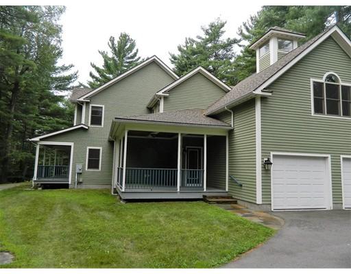 独户住宅 为 销售 在 19 Hawthorn Road Amherst, 马萨诸塞州 01002 美国
