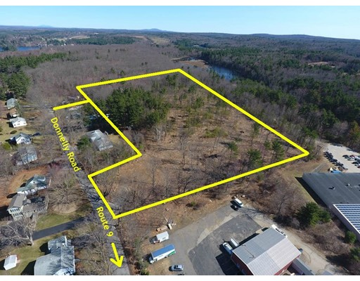 Land for Sale at 10 Donnelly Road Spencer, Massachusetts 01562 United States