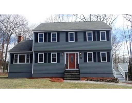 161  Will Thompson Way,  Fitchburg, MA
