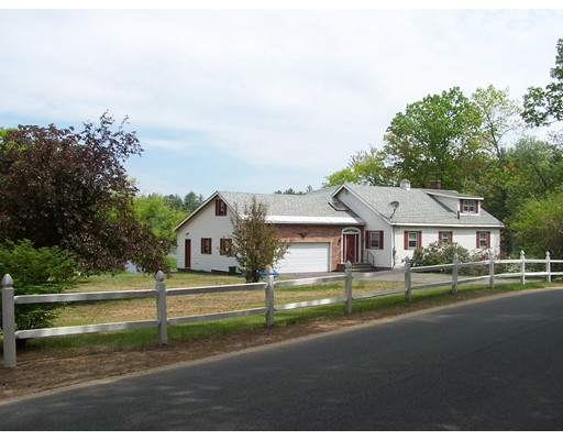 Single Family Home for Sale at 105 Fryeville Road 105 Fryeville Road Orange, Massachusetts 01364 United States