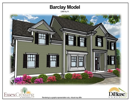 2  Lot 16 Pond View Lane,  Beverly, MA