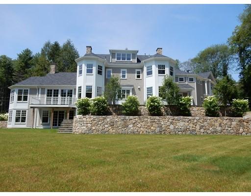 Maison unifamiliale pour l Vente à 22 Miller Hill Road 22 Miller Hill Road Dover, Massachusetts 02030 États-Unis