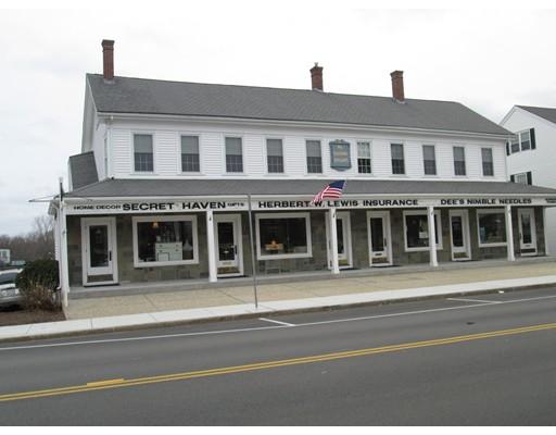 Comercial por un Alquiler en 13 West Street 13 West Street Walpole, Massachusetts 02081 Estados Unidos