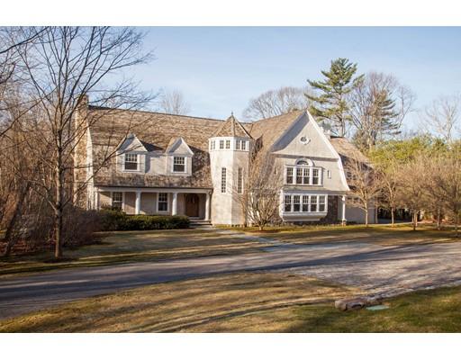Single Family Home for Sale at 21 Sanderson Lane Weston, Massachusetts 02493 United States