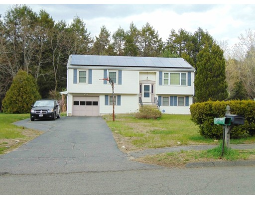 Single Family Home for Sale at 120 Logtown Road 120 Logtown Road Amherst, Massachusetts 01002 United States