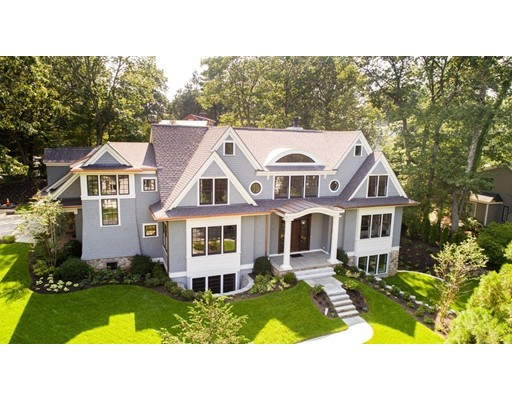 Single Family Home for Sale at 65 White Oak Road Wellesley, Massachusetts 02481 United States