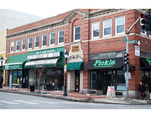 Commercial for Sale at 265 Moody Street 265 Moody Street Waltham, Massachusetts 02453 United States