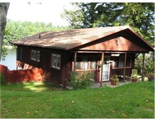 Single Family Home for Sale at 202 S Chesterfield Road Goshen, Massachusetts 01096 United States