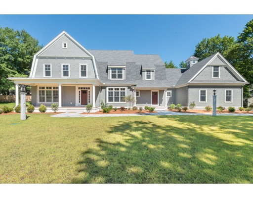 Single Family Home for Sale at 2 Burnham Road Lexington, Massachusetts 02420 United States