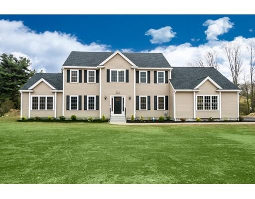 Single Family Home for Sale at 4 FIELDSTONE WAY Framingham, Massachusetts 01701 United States