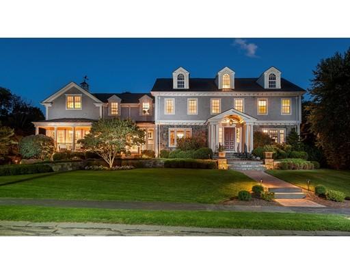 Single Family Home for Sale at 15 Solomon Pierce Road Lexington, Massachusetts 02420 United States