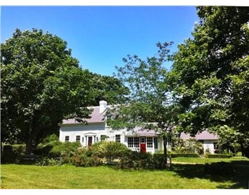 Single Family Home for Rent at 1000 State Rd, WT106 West Tisbury, 02575 United States