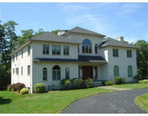 Single Family Home for Sale at 34 AMELIA DRIVE Waltham, Massachusetts 02452 United States