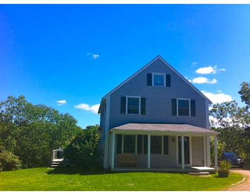 Single Family Home for Rent at 196 Vineyard Meadow Farms Rd,WT130 West Tisbury, Massachusetts 02575 United States