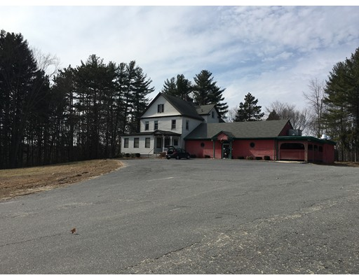 Commercial for Sale at 844 High Street 844 High Street Clinton, Massachusetts 01510 United States