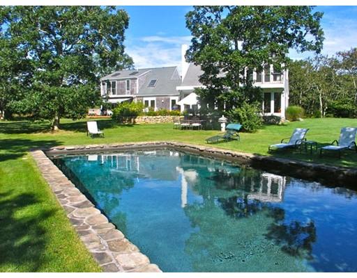 Casa Unifamiliar por un Alquiler en 2 Nonamesset Rd, ED319 2 Nonamesset Rd, ED319 Edgartown, Massachusetts 02539 Estados Unidos