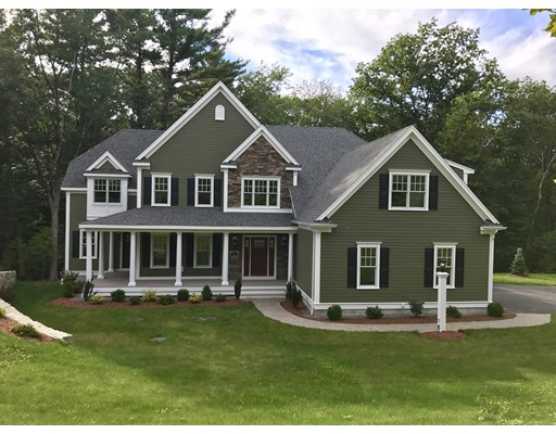 Single Family Home for Sale at 201 Hanover Road Carlisle, Massachusetts 01741 United States