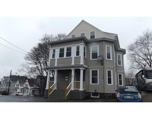 Apartamento por un Alquiler en 37 Ridge Ave #1 37 Ridge Ave #1 Lynn, Massachusetts 01904 Estados Unidos