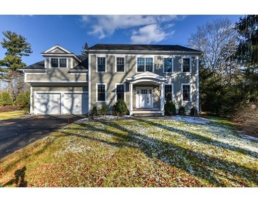 Single Family Home for Sale at 4 Schaller Street Wellesley, Massachusetts 02482 United States