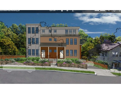 Condominium for Sale at 24 Beaconsfield Road Brookline, Massachusetts 02445 United States