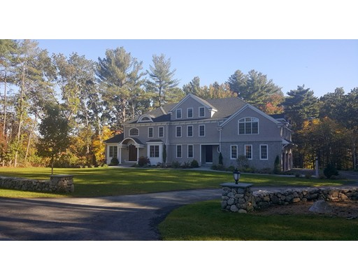 Casa Unifamiliar por un Venta en 34 Candy Hill Lane Sudbury, Massachusetts 01776 Estados Unidos