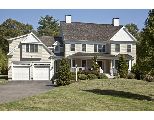 8  Northey Farm Rd,  Scituate, MA