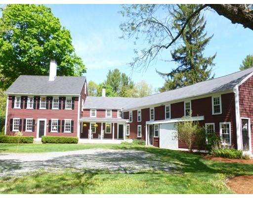 独户住宅 为 销售 在 20 Topsfield Road Boxford, 马萨诸塞州 01921 美国