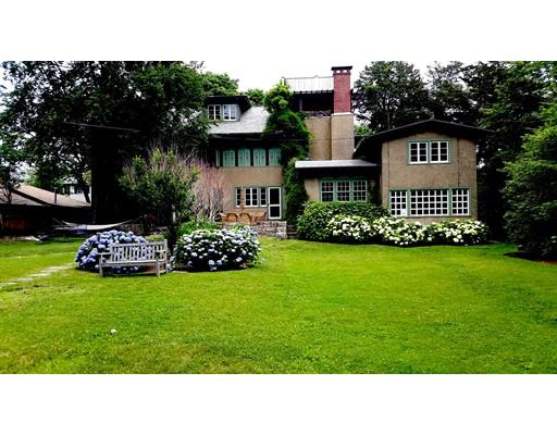 Single Family Home for Sale at 161 Atlantic Avenue 161 Atlantic Avenue Cohasset, Massachusetts 02025 United States