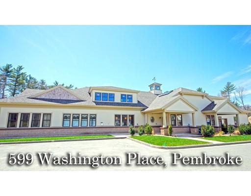 Condominium for Sale at 599 Washington Street Pembroke, Massachusetts 02359 United States