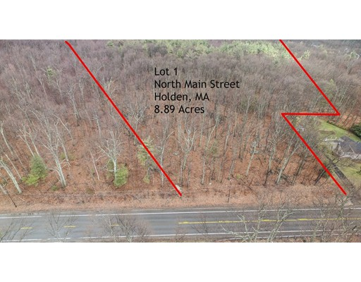 Lot 1 North Main (122A), Holden, MA 01520