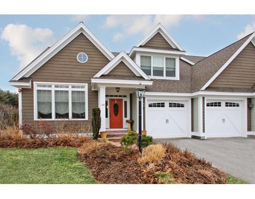 Condominio por un Venta en 24 Moody Lane West Newbury, Massachusetts 01985 Estados Unidos
