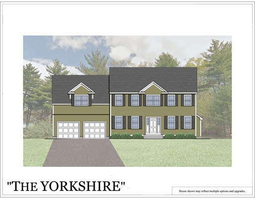 Частный односемейный дом для того Продажа на 1 Pheonix Stoughton, Массачусетс 02072 Соединенные Штаты