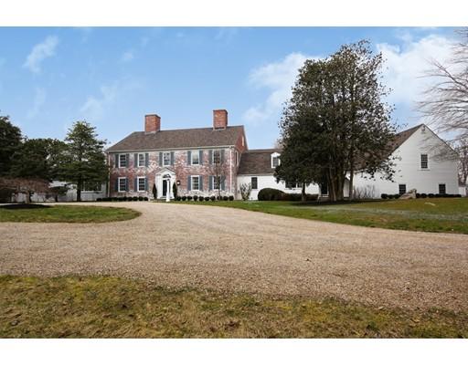 واحد منزل الأسرة للـ Sale في 8 Arnold Gifford Road 8 Arnold Gifford Road Falmouth, Massachusetts 02574 United States