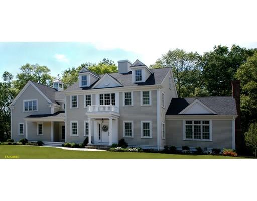 独户住宅 为 销售 在 2 Monica Way 马什菲尔德, 马萨诸塞州 02050 美国