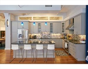134 Beach Street 2A is a similar property to 580 Washington St  Boston Ma