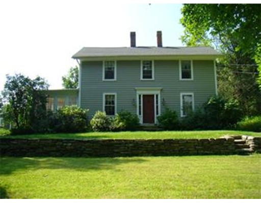 Single Family Home for Sale at 597 Main Road Granville, Massachusetts 01034 United States