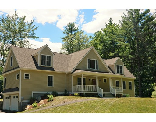Single Family Home for Sale at 45 Witches Spring Road Hollis, New Hampshire 03049 United States