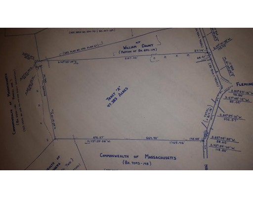 Land for Sale at Melon Road Hardwick, Massachusetts 01037 United States