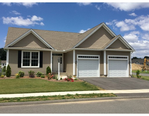 共管式独立产权公寓 为 销售 在 27 FIELDS DRIVE East Longmeadow, 01028 美国