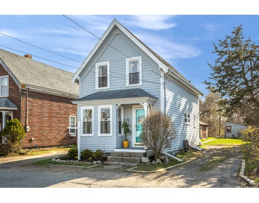 Single Family Home for Sale at 50 Curtis Street Rockport, Massachusetts 01966 United States